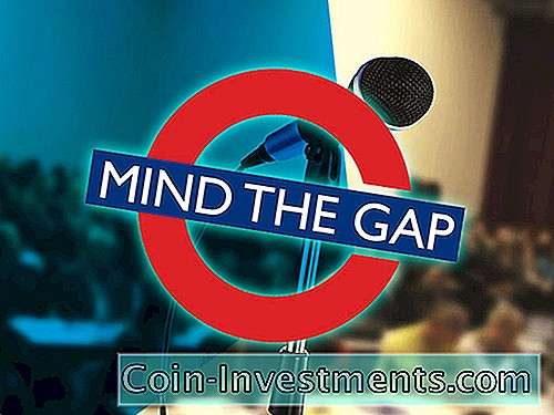 altcoin Mind the gap expo